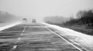 На северо-востоке КНР закрыты трассы из-за метели