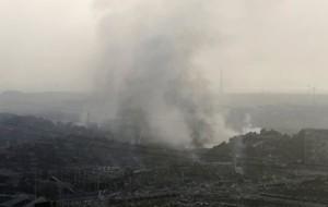 На складах в Тяньцзинь новые взрывы