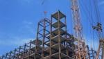 На востоке Китая упал башенный кран, есть погибшие