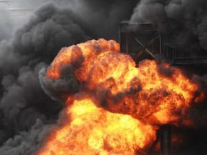 На юге Китая опять произошел взрыв