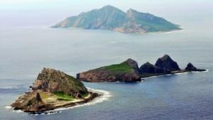 Над спорными островами Китай создает зону ПВО