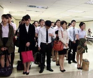 Найм сотрудников в Китае