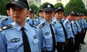 Нападения на правоохранителей в Китае могут угрожать общественному порядку