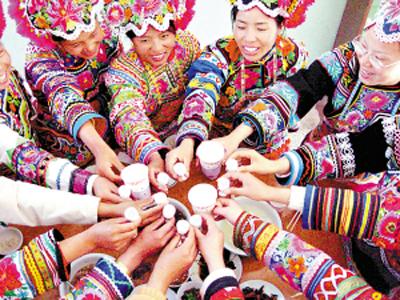 Национальные меньшинства КНР