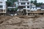 Наводнение в Китае: эвакуировано 110 тысяч человек