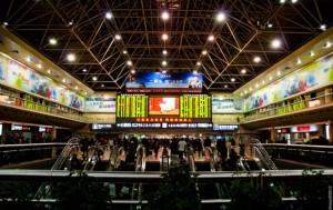 Неизвестные в Китае на вокзале устроили поножовщину