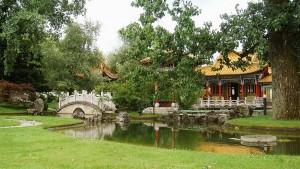 Немного истории китайских садов