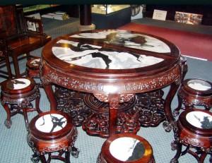 Немного об истории китайской мебели