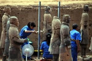 Новейшие технологии оживили китайскую историю