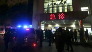Новогодняя ночь в Шанхае 47 раненых и 36 погибших