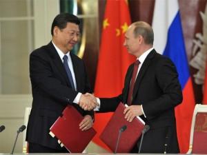 Новость о помощи Китая России взбудоражила мировые биржи