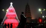 Россияне стремятся встретить Рождество в Китае
