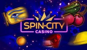 Новые игровые автоматы с новыми функциями в казино Спин Сити