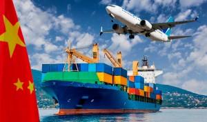 О доставке грузов из КНР