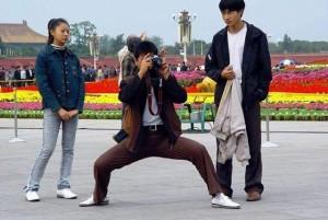 О фотографировании китайских достопримечательностей