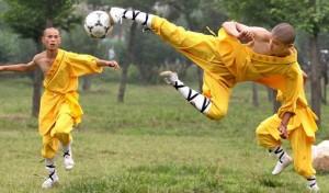 О футболе в Китае