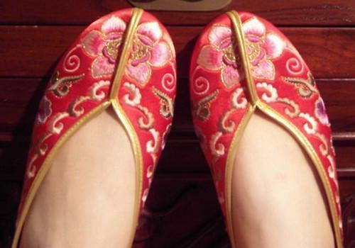 О китайской обуви