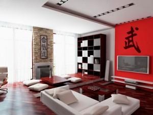 О китайском стиле в интерьере