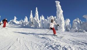 О лучших горнолыжных курортах России
