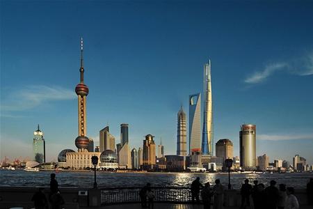 О шанхайских достопримечательностях