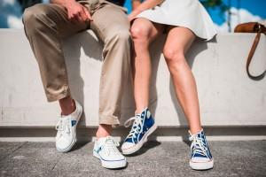 О выборе кед и кроссовок из Китая
