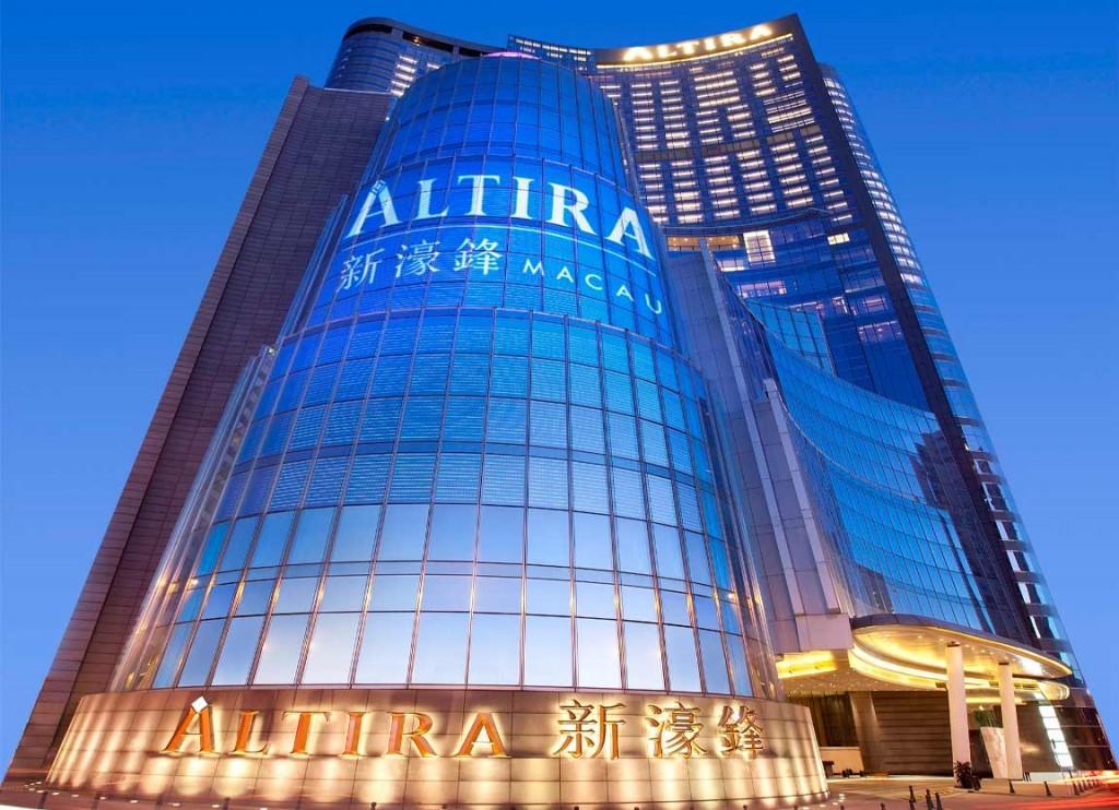 Обзор казино Макао Altira Macau