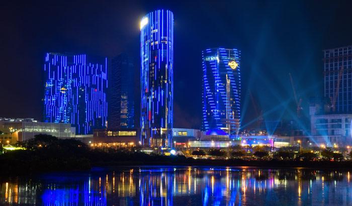 Обзор казино Макао City of Dreams2