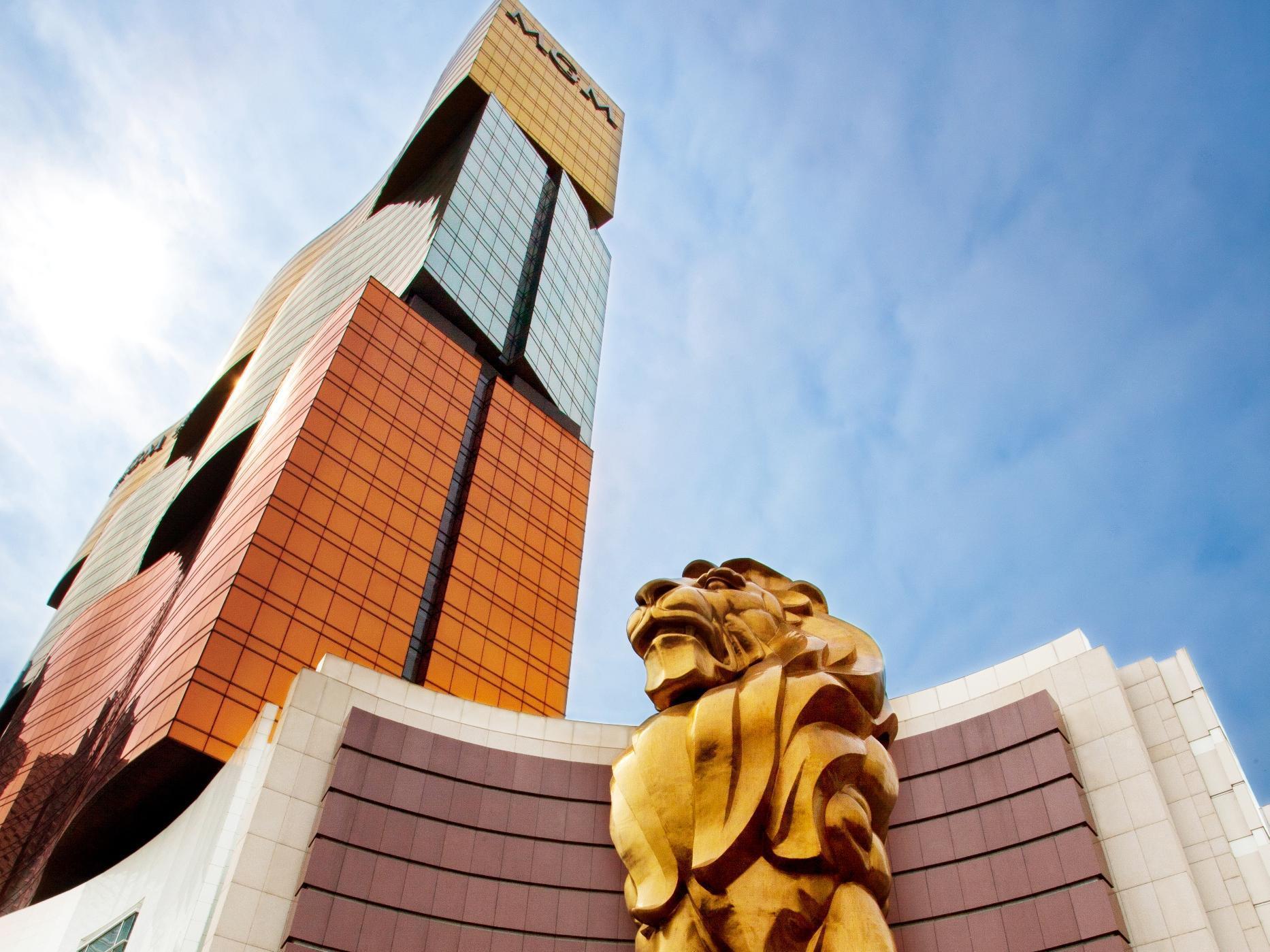 Обзор казино Макао MGM Macau