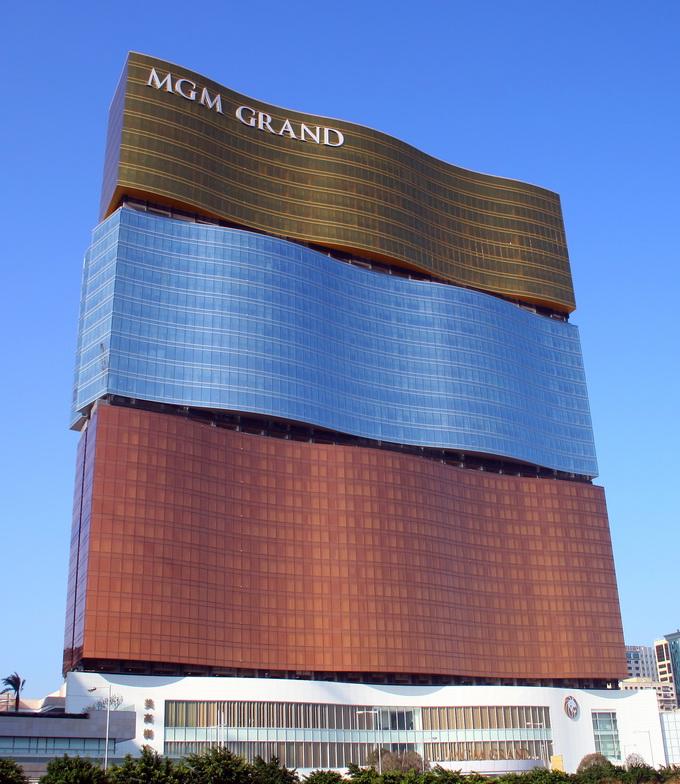 Обзор казино Макао MGM Macau2