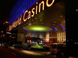 Обзор казино Макао Star World