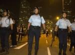 Баррикады «Оккупай централ» в Гонконге снесли полицейские