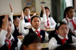 Особенность образовательного процесса в Китае