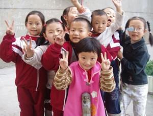 Особенности дошкольного воспитания детей в Китае