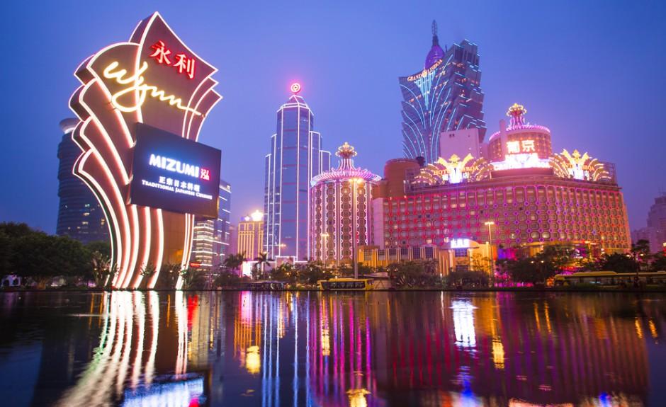 официальный сайт город казино в китае название