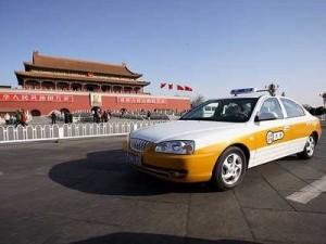 Особенности китайского такси