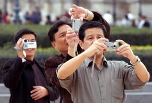 Отношение китайцев к фотографии и фотографированию