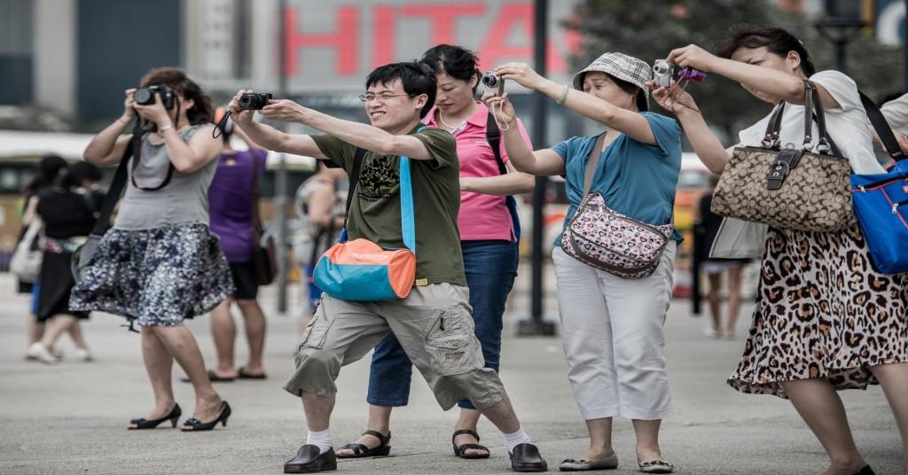 Отношение китайцев к фотографии и фотографированию2