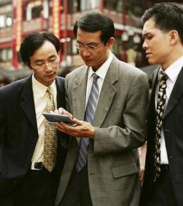Памятка по правилам общения с китайцами