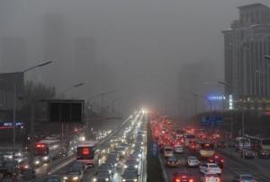 Пекин бьет экологическую тревогу