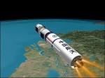 Первый запуск китайской ракеты-носителя планируется в следующем году