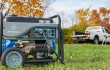 Плюсы дизельного генератора