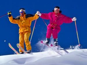 По Китаю на лыжах