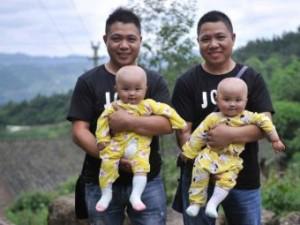 Почему в Китае так много близнецов