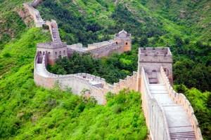 Поездка к Китайской стене