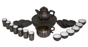 Покупки в Китае посуда, картины