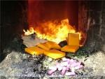 Полиция Пекина уничтожила 280 кг наркотиков