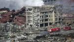 Пострадавшим от взрывов в Тяньцзине начали выплачивать материальную компенсацию