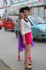 Повседневная китайская мода