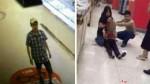 При попытке кражи мужчина в Китае перерезал горло сотруднице супермаркета