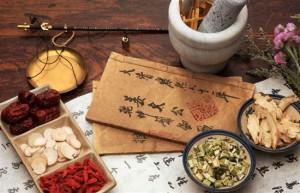 Применение китайских трав в китайской медицине